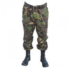 Штаны британской армии DPM зимние на флисе