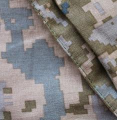 Fabrics for military uniforms