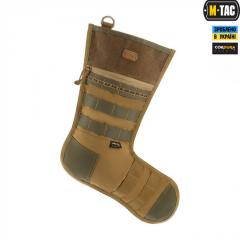 M-Tac Tactical Christmas stocking Coyote/Ranger Green