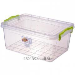 Контейнер пластиковый Lux №7 (9.5 л)