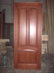 Двери деревянные от производителя! под заказ
