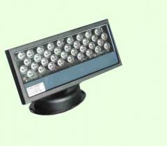 Светодиодный прожектор для наружного освещения ДТУ