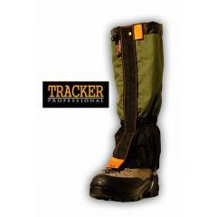 Гамаши Snow Tracker черно-зеленые