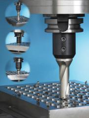 Drills with an adjustable diameter NPD Drill