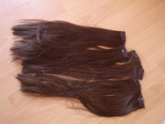 Волосы натуральные, волосы (пряди, парики,