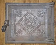 Дверка топочная на защелке ДТЗ (270 х 230...