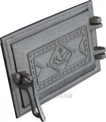 Дверка поддувальная (зольная) на защелке...