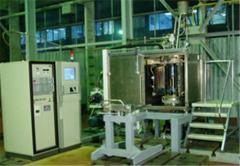 KL-114 машина для дегазации, укладки и уплотнения