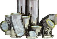 Flue stainless steel