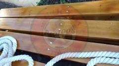 Bench gymnastiek universele 4m