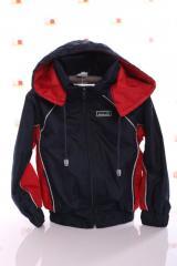 Куртка Кант флис синий с красным