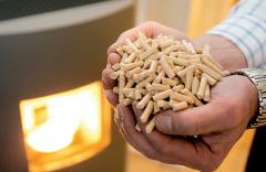Пеллеты и брикеты, pellets and briquettes.