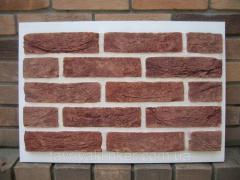 Плитка керамическая ручной формовки Слива