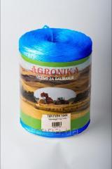 Шпагат полипропиленовый 1000 текс 5 кг