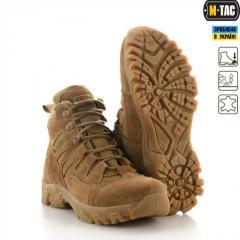 M-Tac ботинки полевые Mk.2 coyote brown