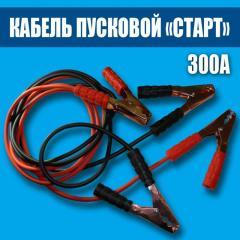 Кабель аккумуляторный, кабель пусковой