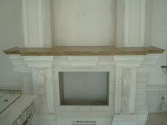 Fireplaces components