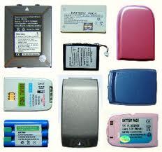 Акумулятори для стільникових мобільних телефонів