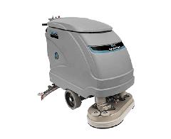 Maquinaria limpiadora de suelos