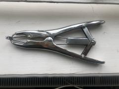 Щипці для накладання гумових кілець