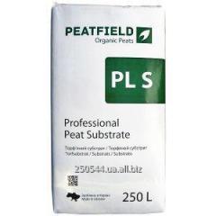 Торф кислый (ТК), pH 2.8-3.8, 250л, Peatfield