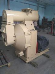 Гранулятор ОГМ 1.5 для биомассы