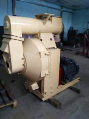 Гранулятор биомассы ОГМ 1.5