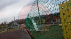Beschermhek mesh nylon (de cel 80 * 80 mm, Ø 3 mm)