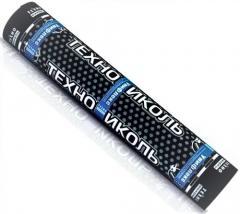 Еврорубероид кровельный ТЕХНОниколь Унифлекс ЭКП 4,7 сланец серый, 10 м.