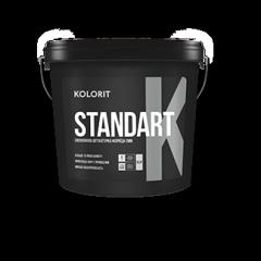 Штукатурка декоративная Колорит STANDART K, 25кг. (короед 2,0мм)