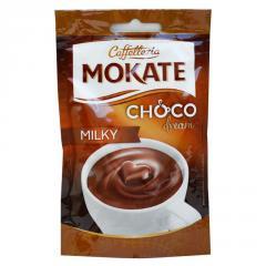 Шоколадный напиток Choco Dream Mokate Caffetteria, молочный шоколад, 25г*20шт