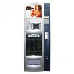 Комбиснековый автомат Saeco Combi Espresso, Blue, б/у