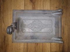 Дверка поддувальная (зольная) на защелке ДПЗ...