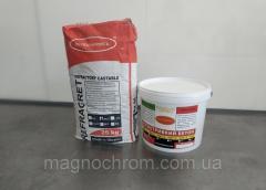 Огнеупорный бетон СБСНЦ-1750 (REFRACRET-90SP/LCC)