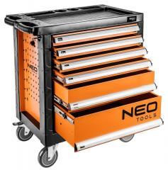 Тележка для инструмента NEO, 6 ящиков, 770x460x870