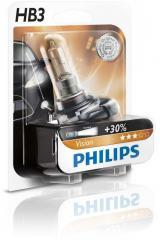 Лампа галогенная Philips HB3 Vision, 3200K,