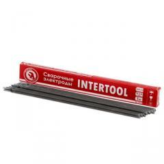 Электроды сварочные, Ø 3 мм, уп. 1 кг. INTERTOOL