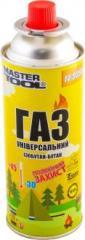 Газовый баллон Mastertool Универсальный 220 г (14-5050)