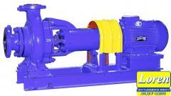 Sea pump 2B 6,3/16-6,3/4 B