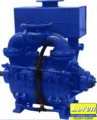 Насос вакуумный-водокольцевой ВВН 25