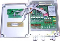 Система контроля и управления,Технологический контроллер