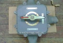Переключатель ГПП 2-250/Н2 М1 56