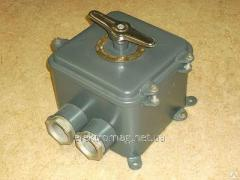 Переключатель ГПП 3-100/Н2 М1 56