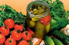 Fruit and vegetable preservation