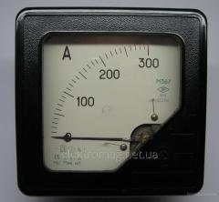 Амперметр М367