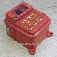 Извещатель пожарный ручной ПКИЛ-4М-1