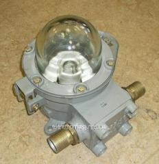 Светильник НПП25-100