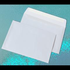 Конверт С5 (162х229мм) белый СКЛ (термоупаковка)