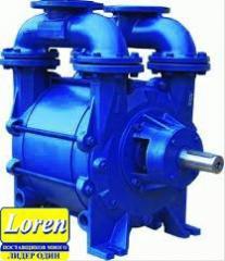 Насос вакуумный-водокольцевой SZO 100 (SIGMA)