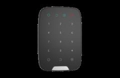 Беспроводная сенсорная клавиатура Ajax KeyPad EU Black